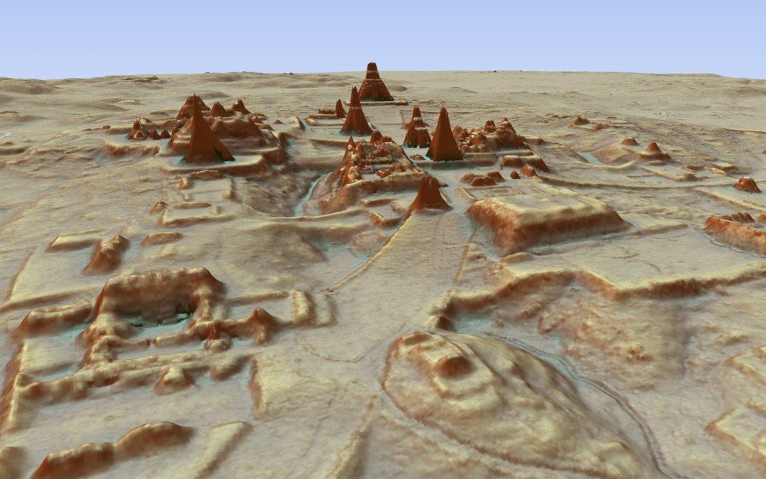 Эль Мирадор. Древний мегаполис майя