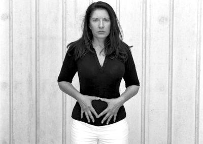 Женщина-Воин. Марина Абрамович