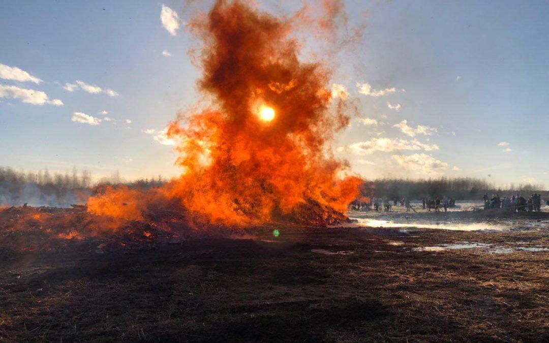 Огненный Кецалькоатль