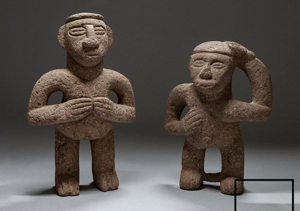 Выставка артефактов доколумбовых цивилизаций Южной Америки