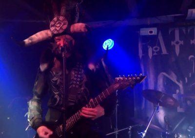 Death Metal Tensegrity