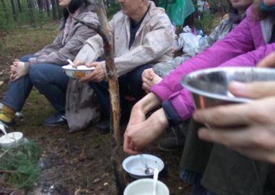 Тенсегрити Партизаны В Житомирских Лесах 15