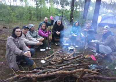 Тенсегрити Партизаны В Житомирских Лесах 11