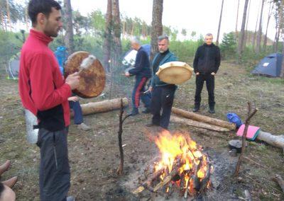 Тенсегрити Партизаны В Житомирских Лесах 21