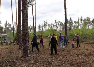 Тенсегрити Партизаны В Житомирских Лесах 22