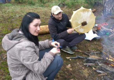 Тенсегрити Партизаны В Житомирских Лесах 14