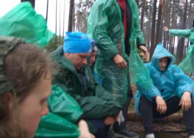Тенсегрити Партизаны В Житомирских Лесах 17