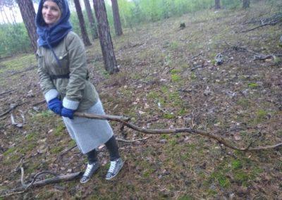 Тенсегрити Партизаны В Житомирских Лесах 16