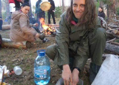 Тенсегрити Партизаны В Житомирских Лесах 20
