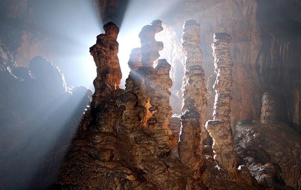 Новые видящие — о пещерах