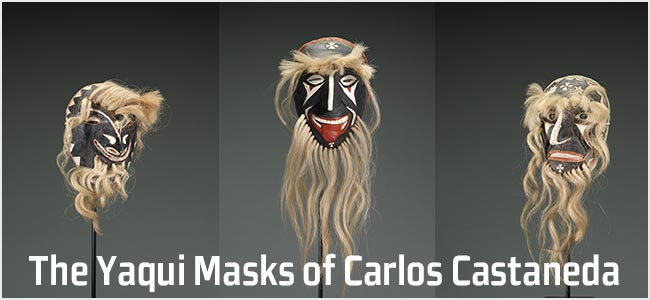 Маски Карлоса Кастанеды