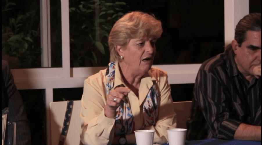Нагуаль – не для капризных. Выступление Мариви Де Терезы