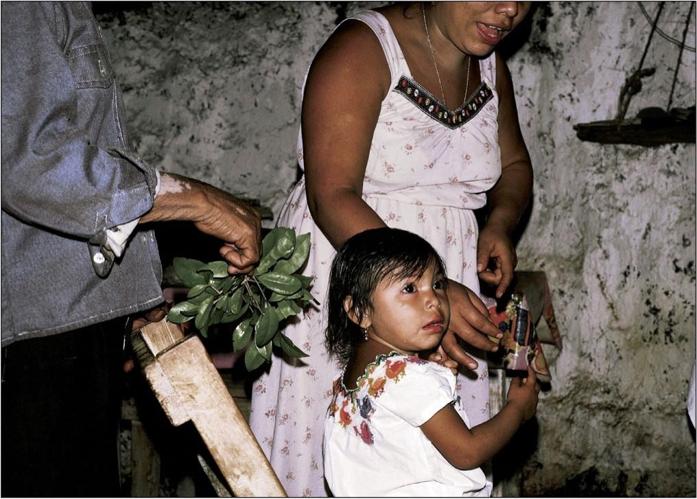 Деревенский Шаманизм Индейцев Майя В Юкатане. 2 Часть 23