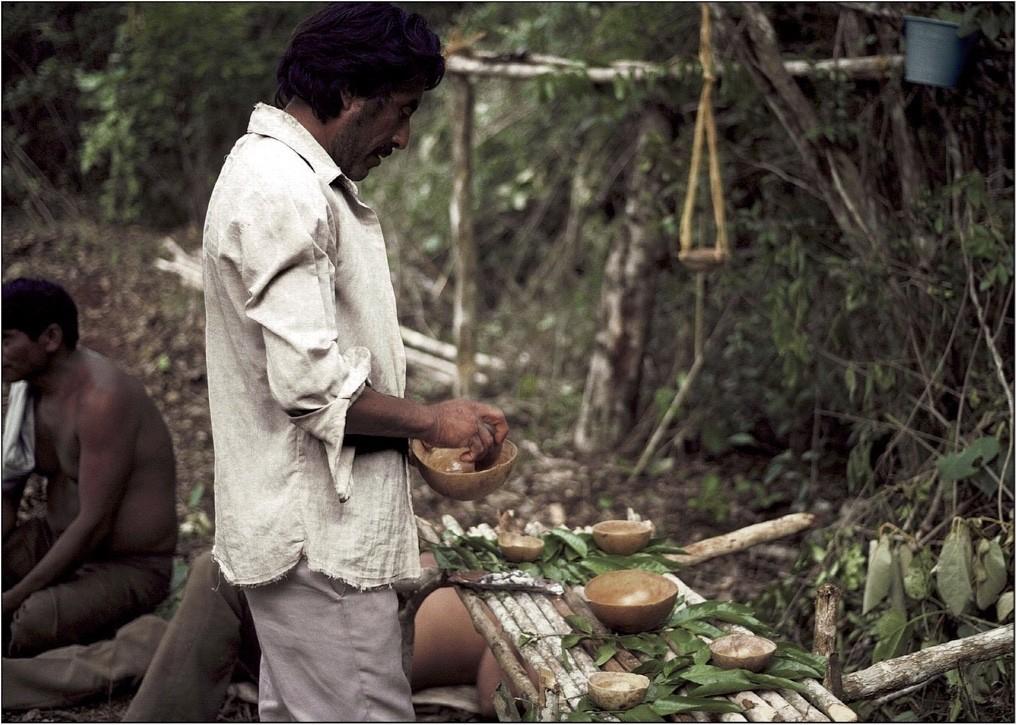 Деревенский Шаманизм Индейцев Майя В Юкатане. 1 Часть 31