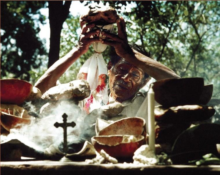 Деревенский шаманизм индейцев майя в Юкатане. 2 часть