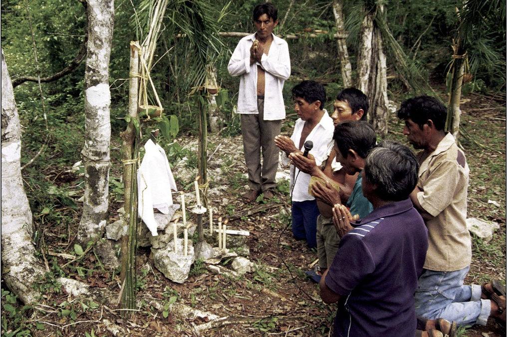 Деревенский шаманизм индейцев майя в Юкатане. 1 часть