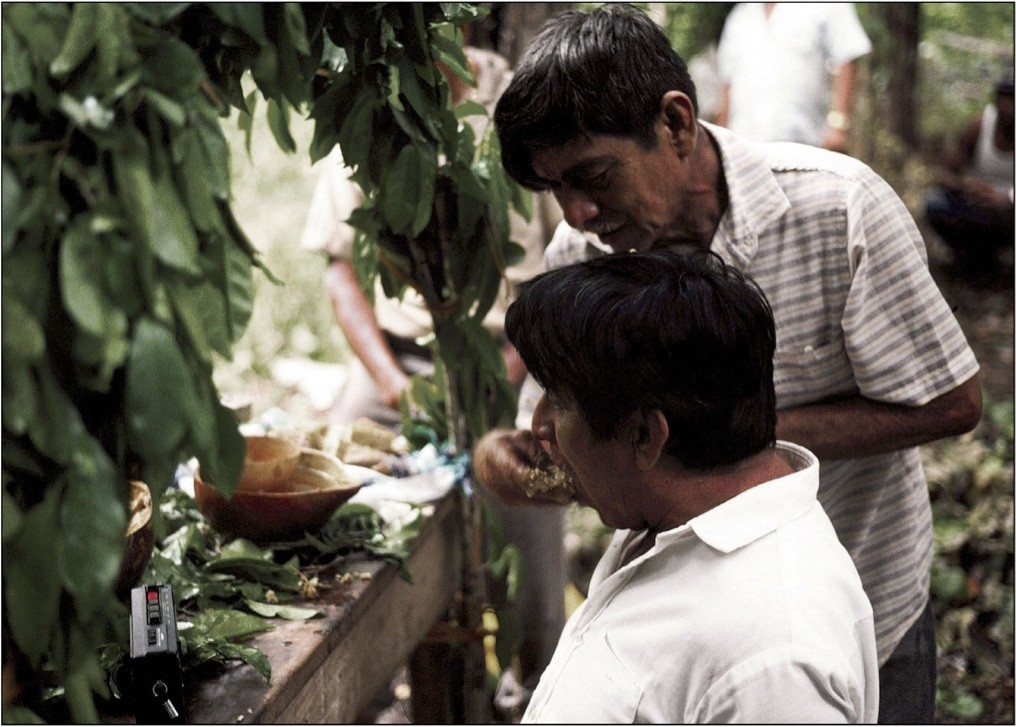 Деревенский Шаманизм Индейцев Майя В Юкатане. 2 Часть 19