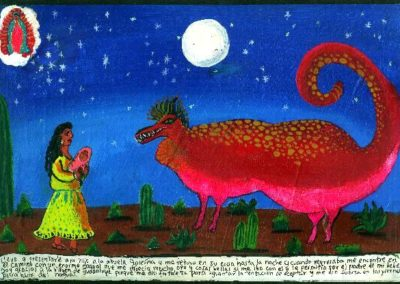 Нагуали И Другие Чудеса В Сюжетах Мексиканских Ретабло