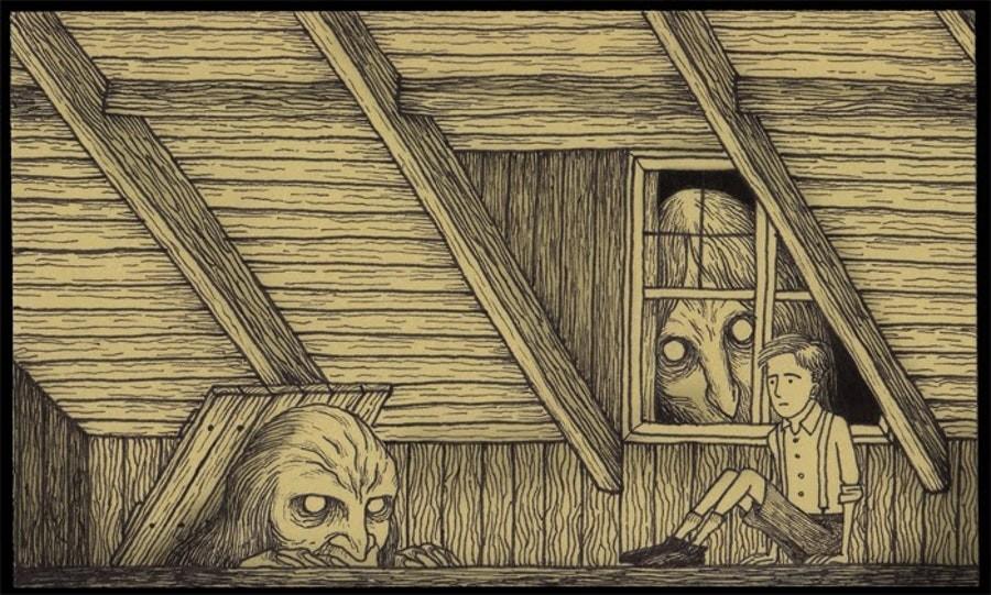 В чем твой кошмар? Урок Кастанеды
