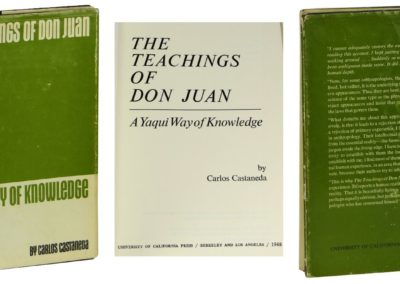 Комментарии Карлоса Кастанеды По Случаю Тридцатилетия Книги «Учения Дон Хуана» 1998 Год