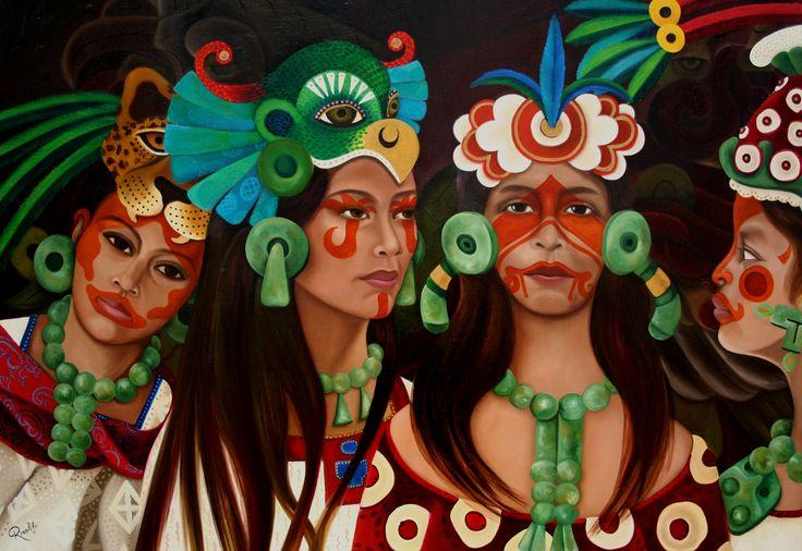 5 марта – майянский праздник женщин Бехелеб Бац