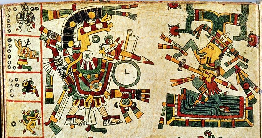 Жрецы, правители и люди Ацтекской империи