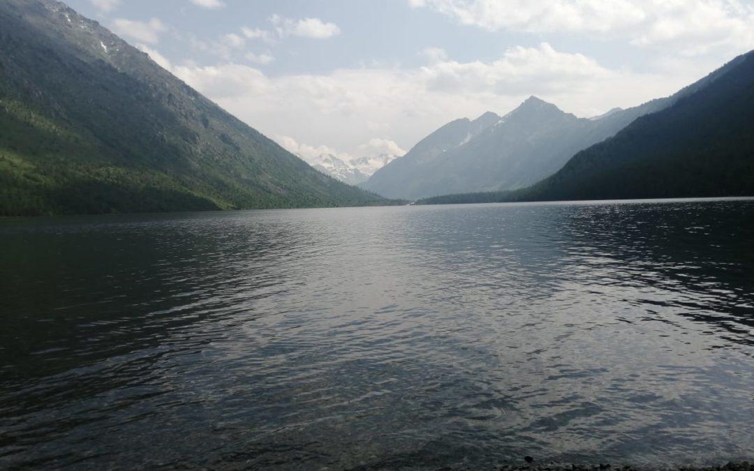 Путешествия по местам Силы. Мультинские озера