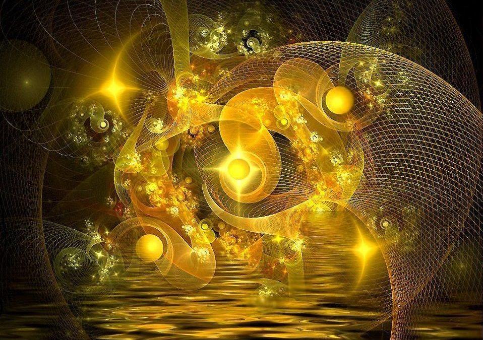 Как увидеть энергию. Опыт видения от Дэниса Лоутона
