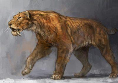 Сновидение Саблезубого Тигра