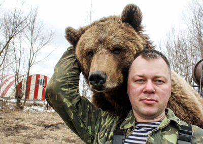 «Дикие» Русские. Wild Russians