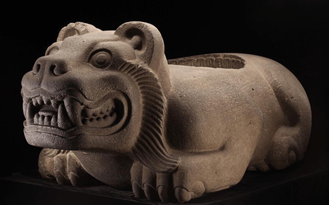 Ягуар — союзник Новых Видящих в искусстве сновидения