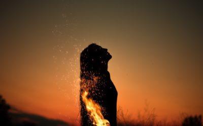 Огонь изнутри. Жизнь, наполненная внутренним огнем.
