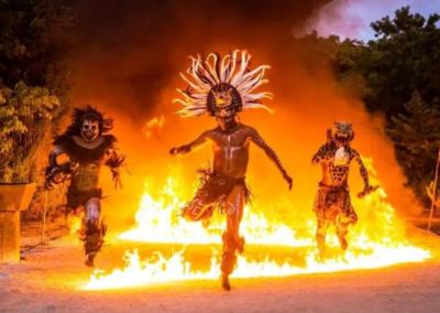 Танцы Сильвио Мануэля И Хуана Тумы
