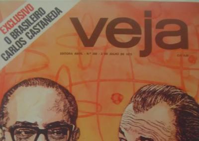 Интервью С Карлосом Кастанедой, 1975 Год