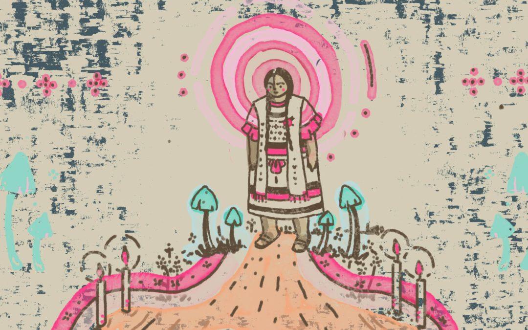 Брухерия среди масатеков